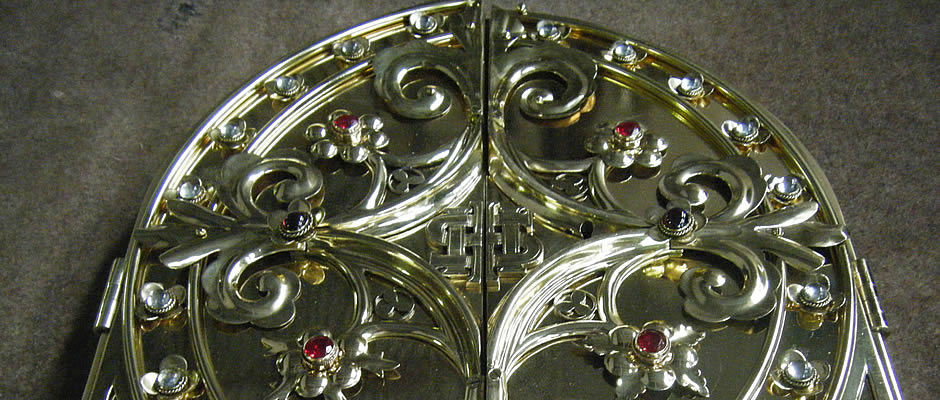 brass and metal restoration for churches